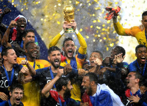 França consegue segundo título nas Copas com 32 finalistas