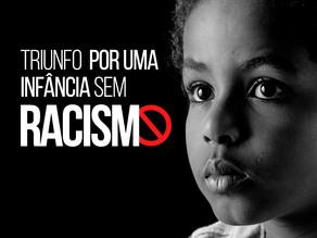 """Prefeitura de Triunfo lança campanha """"Por uma infância sem racismo!"""""""