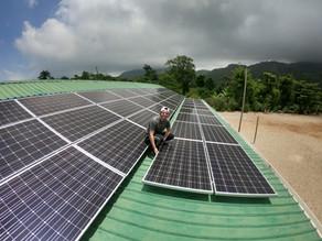Estudante da UFPE implanta energia solar em escolas do Haiti
