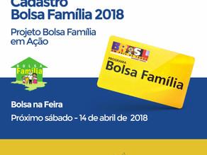 Secretaria de Desenvolvimento Social de Triunfo realiza Projeto Bolsa Família na feira