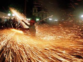 São João: dicas para proteger os olhos da fumaça e fogos de artifícios