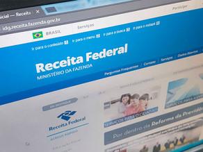 Receita espera por 14 milhões de declarações do IR até 30 de abril