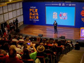 Os melhores do turismo do Estado são destacados no Prêmio Pernambuco de Turismo