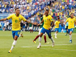 Seis europeus e dois sul-americanos continuam na briga pela Copa