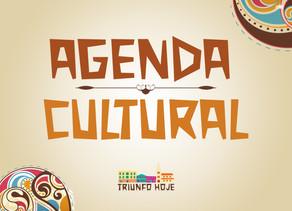 Agenda Cultural de 24 a 27 de maio