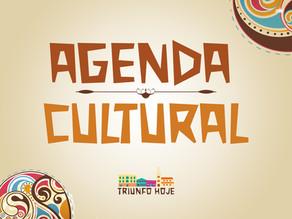 Agenda Cultural de 20 a 22 de julho