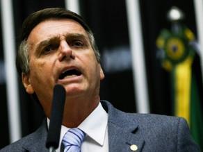 Jair Bolsonaro se filia ao PSL para disputar o Planalto