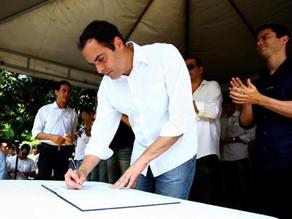 Paulo Câmara fará sua primeira agenda de 2018 em Serra Talhada
