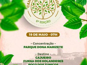 Prefeitura de Triunfo realizará 6ª edição da Caminhada Ecológica