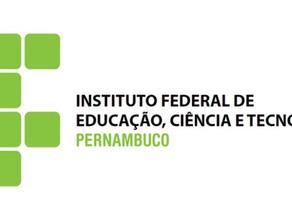 IFPE divulga novo calendário de inscrição para o vestibular 2018.2