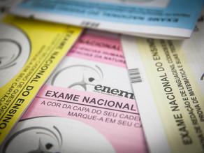 Isenção da taxa de inscrição do Enem pode ser solicitada até o próximo domingo (15)