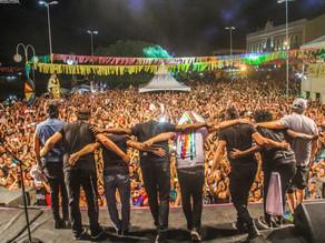 Jota Quest anima o Carnaval com show em Triunfo