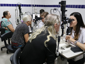 FAV de Serra Talhada cadastra diabéticos para exame de retinopatia