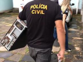 Polícia faz operação contra pedofilia em Pernambuco