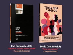 Prêmio Sesc de Literatura lança os livros vencedores de 2020 em evento virtual