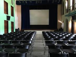 Theatro Cinema Guarany recebe programação extensa de cinema em setembro