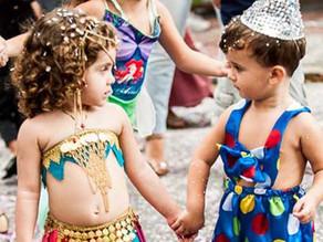 Dicas importantes para as crianças brincarem o Carnaval com segurança