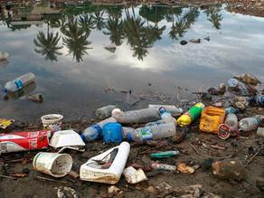 Poluição plástica é tema do Dia Mundial do Meio Ambiente 2018
