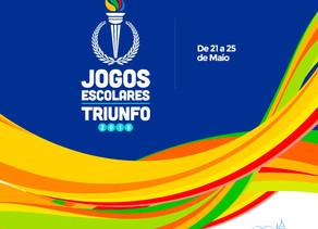 Jogos Escolares Triunfo 2018 começam nesta segunda-feira (21)