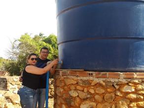 Poço artesiano da Via Verde com vazão de 3,5 mil litros por hora promete beneficiar comunidades