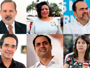 Pernambuco tem seis candidatos ao governo do Estado