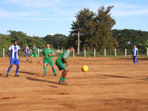 Prefeitura de Triunfo realiza 1° Campeonato Municipal de Futebol de Campo para Veteranos
