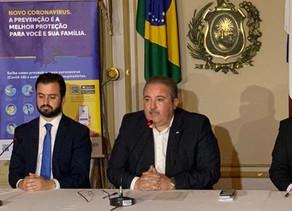 Pernambuco chega a 19 casos confirmados e tem transmissão comunitária
