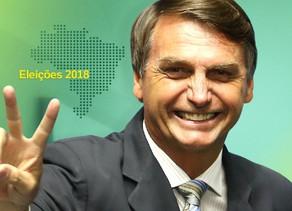 Chance de vitória de Bolsonaro no segundo turno sobe para 75%, diz Eurasia