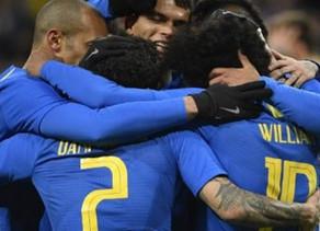 Brasil vence a Rússia no palco da abertura e final da Copa