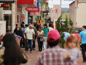 Economia brasileira cresceu 1,1% em 2018, diz FGV