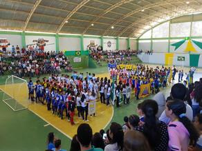 Jogos Escolares Triunfo 2018 começaram nesta segunda-feira (21)
