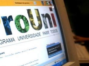 ProUni teve 1,5 milhão de inscrições