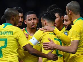 Brasil derrota Alemanha por 1 a 0 com gol de Gabriel Jesus em amistoso