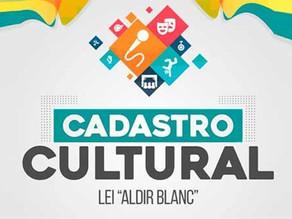 Prazo para cadastramento de artistas e entidades culturais triunfenses acaba no próximo domingo (20)