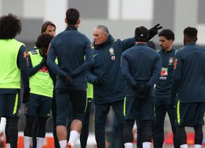 Seleção brasileira realiza amistoso nesta sexta-feira (23) na Rússia