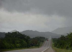 Apac emite alerta de chuvas fortes para o Sertão