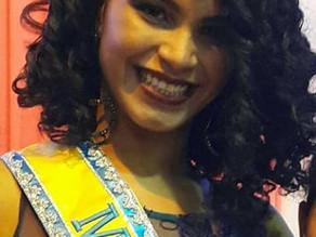 Ellen Beatriz é eleita Miss Triunfo 2018