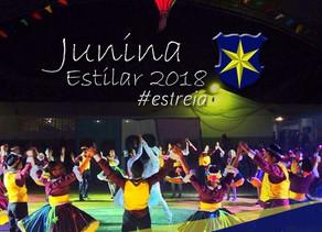 Quadrilha Junina Estilar estreia hoje (19) em Triunfo