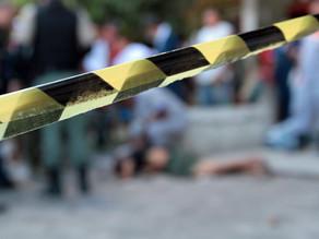 Pernambuco registrou 416 assassinatos em fevereiro deste ano