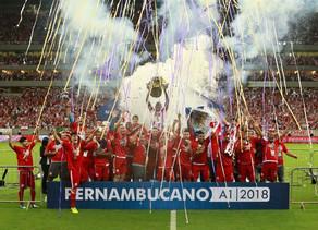 Náutico é campeão pernambucano 2018