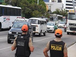 Queda de homicídios em Pernambuco supera taxa nacional