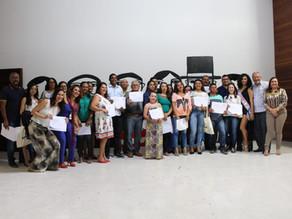 Senac certifica alunos da Carreta Escola de Turismo e Hospitalidade em Triunfo