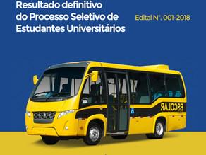 Prefeitura de Triunfo divulga resultado definitivo de Processo Seletivo de Estudantes Universitários
