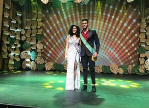 Ellen Beatriz, representante de Triunfo, recebe título de Miss Simpatia 2018