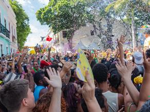 As inscrições para convocatória de artistas e grupos para integrar programação do Carnaval 2020 ence