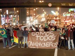 Apoio à paralisação é de 87% dos brasileiros, diz Datafolha