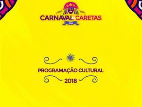 Prefeitura Municipal de Triunfo anuncia Programação Cultural dos Caretas 2018