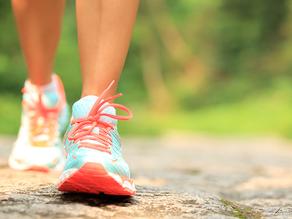 3 dicas para te ajudar em longas caminhadas