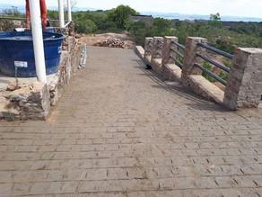 Obras na infraestrutura do Pico do Papagaio estão a todo vapor