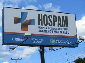 Hospam transfere para Recife o primeiro caso suspeito de coronavírus em Serra Talhada